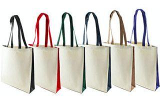 sac personnalisable en coton