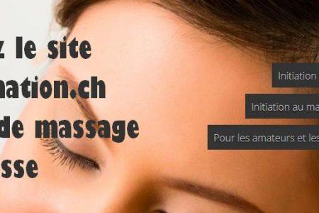 ecole massage en suisse