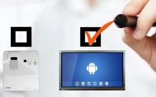 outils tactiles interactifs