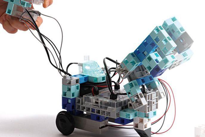 programmer un robot à l'école